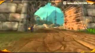 World of Warcraft Burning Crusade Blizzcon Teaser
