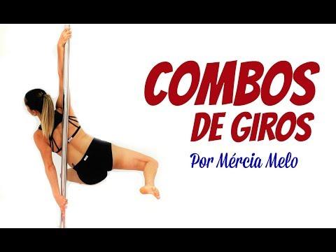 TUTORIAL COMBOS GIROS - Estúdio Pole Fitness thumbnail