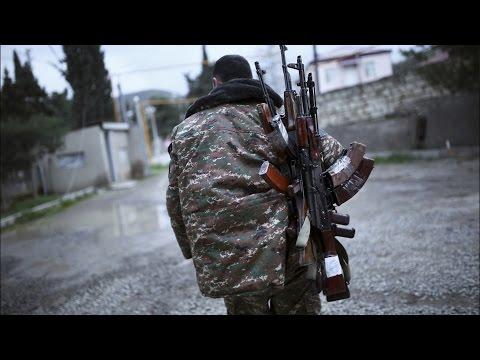 Azerbaijan, Armenia Locked In Deadly Clashes Over Karabakh