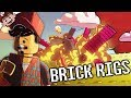 The BEST LEGO GAME Ever Created! | Tanks, Planes and Chaos! (BRICK RIGS - Funny Moments)