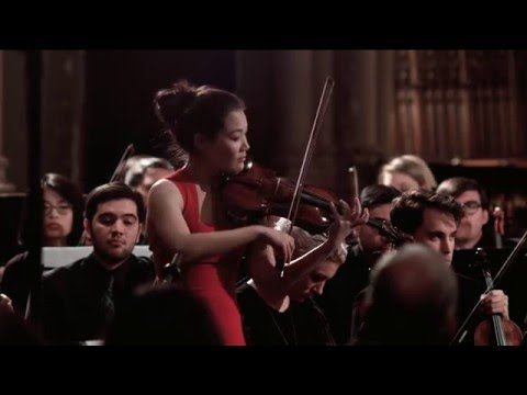 Brahms Violin Concerto, I: Allegro non troppo | Rachel Lee Priday