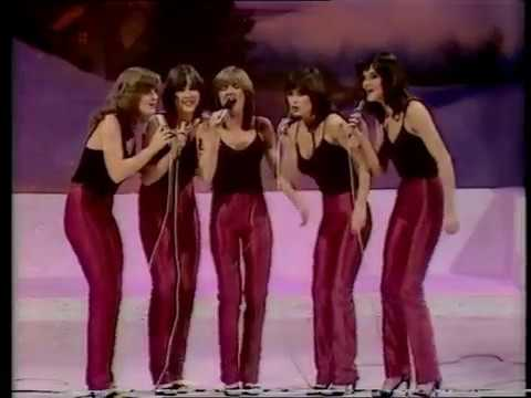 "The Nolans - ""I'm In the Mood for Dancing"",  - 1979"