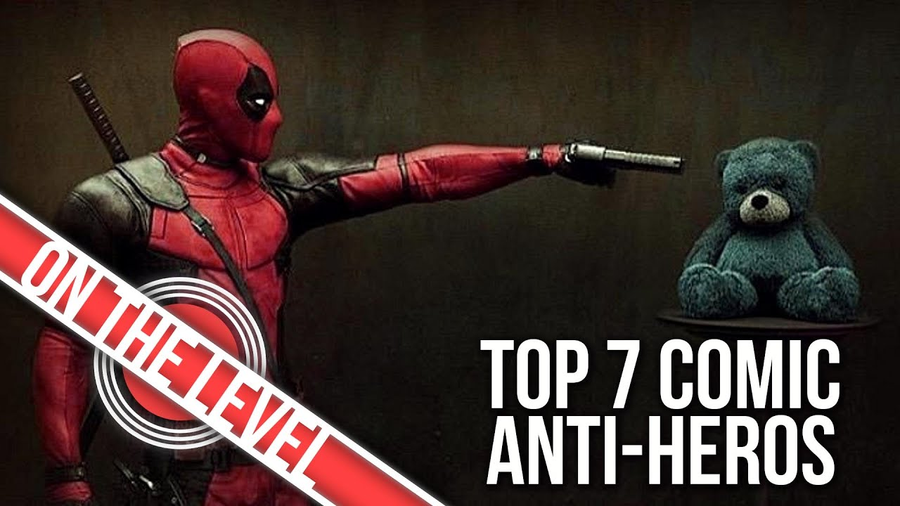 comic book anti heroes essay List of fictional antiheroes this article has this list is for characters in fictional works who exemplify the qualities of an antihero – a comic books.