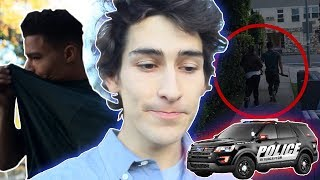 CONFRONTING A CAR THIEF GONE WRONG!!