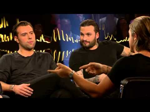 Swedish House Mafia intervju hos Skavlan 23/11-12 (English SUB)