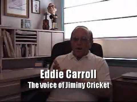 The Character Series Jiminy Cricket YouTube
