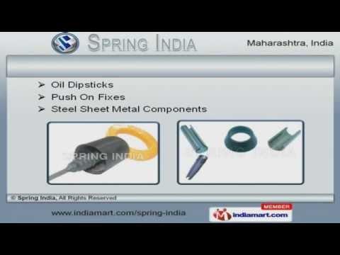 Sheet Metal Components By Spring India, Mumbai