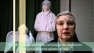 A Mensagem de Santa Catarina Labouré hoje.