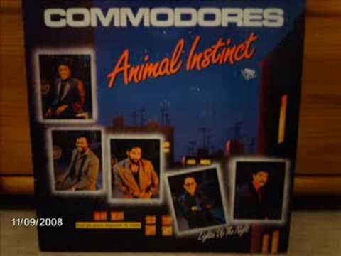 "Commodores - Animal Instinct 12"" Version 1985 Mp3"
