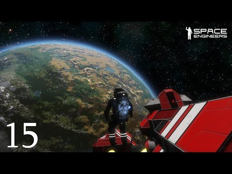 Space Engineers Multiplayer - E15 - Ship has been Shot
