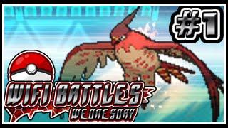 Pokemon ORAS WIFI Battle: KrimZen VS Hunter (OU) - WIFI Battle Wednesday #001