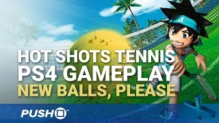 Hot Shots Tennis (Everybody