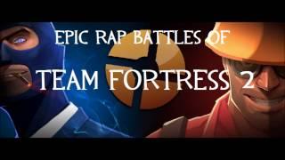 Epic Rap Battles of TF2 - Spy vs Engineer