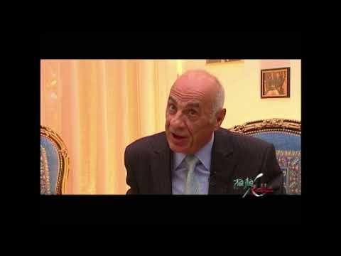 """الحوار الذي منع بثه بشارالأسد """"سليمان حداد رجل المهمات السرية مع إبراهيم الجبين"""" الجزء١ من ٤"""