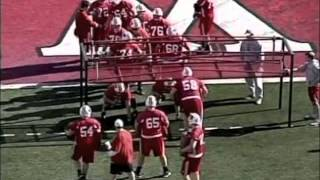 X&O Labs- University of Wisconsin Offensive Line EDD's