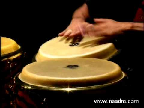 Rakitha Conga Solo - LP : Latin Percussion