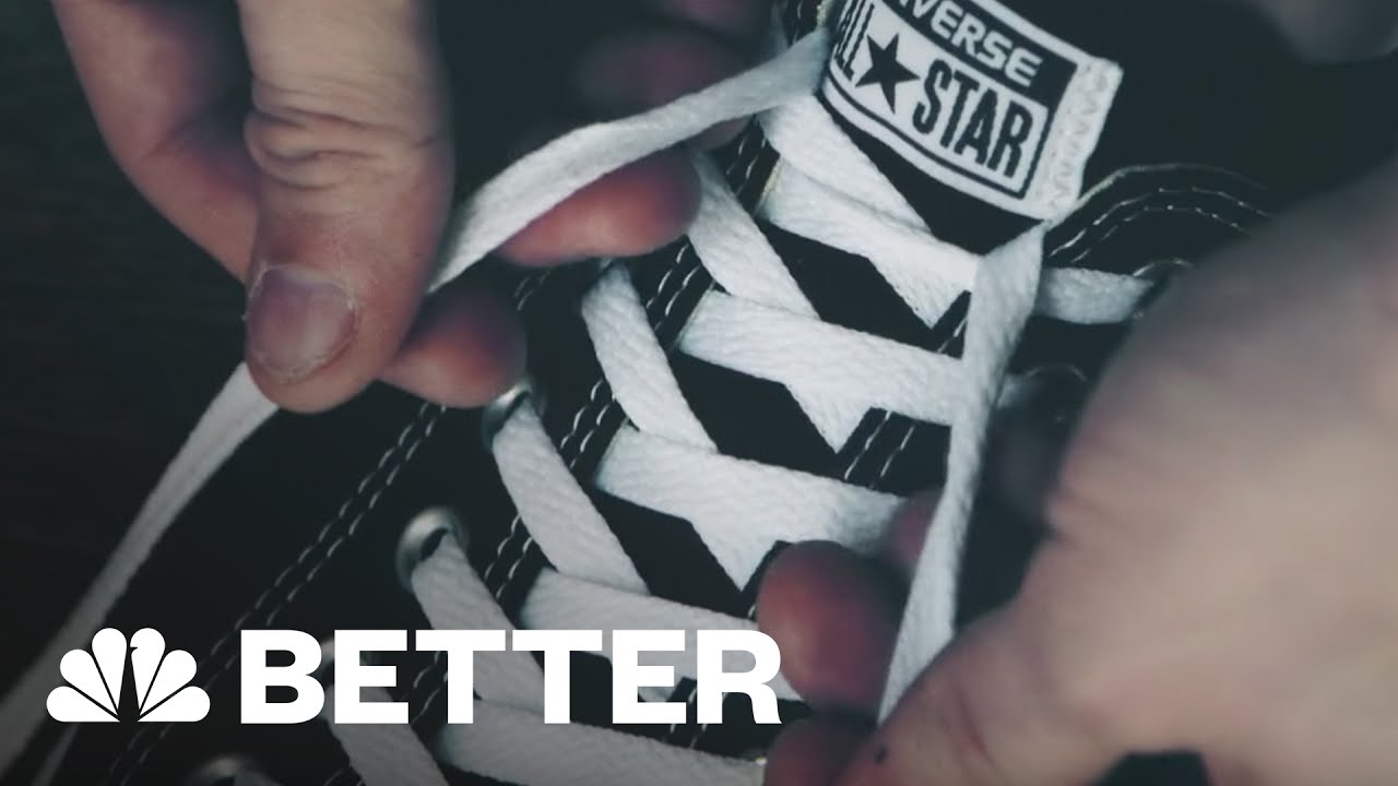 There's A Better Way To Tie Your Shoe BedreNBC News Bedre NBC News