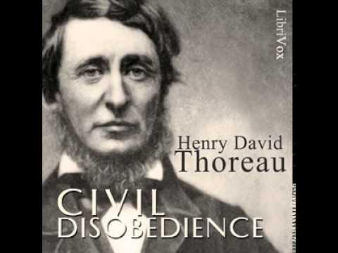 Civil Disobedience Part 2 -- Henry David Thoreau