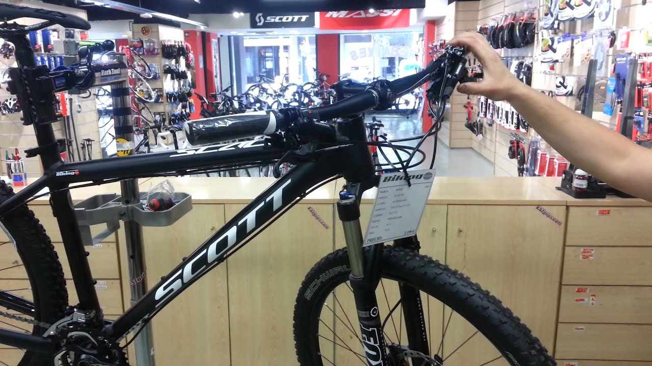 Scott Spark 740 2017 - 27.5 Mountain Bike | 650B (27.5) Mountain Bikes ...