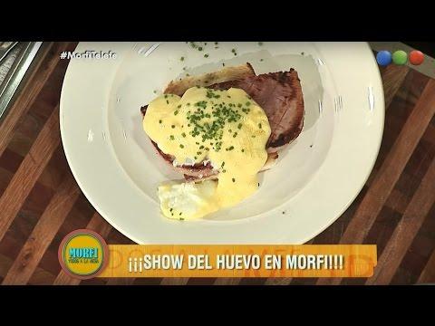 Cómo hacer huevo poché - Morfi