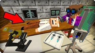 Моему другу вкололи зомби вирус?! [ЧАСТЬ 39] Зомби апокалипсис в майнкрафт! - (Minecraft - Сериал)