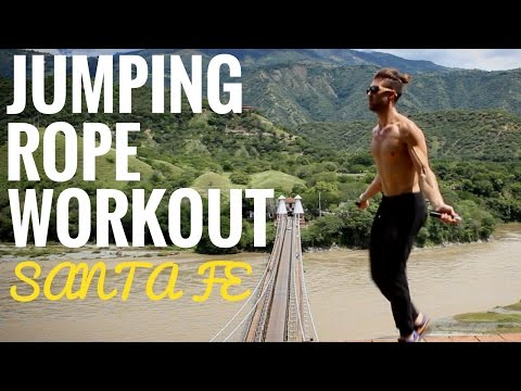 Jumping Rope For Fat Loss Workout | Zen Dude Fitness