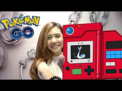 [EP.1]การเดินทางไปจับโปเกม่อนในตัวเมือง | Pokemon Go [zbing z.]