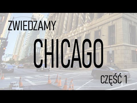 THIS IS AMERICA #17 - spacer po Chicago cz1