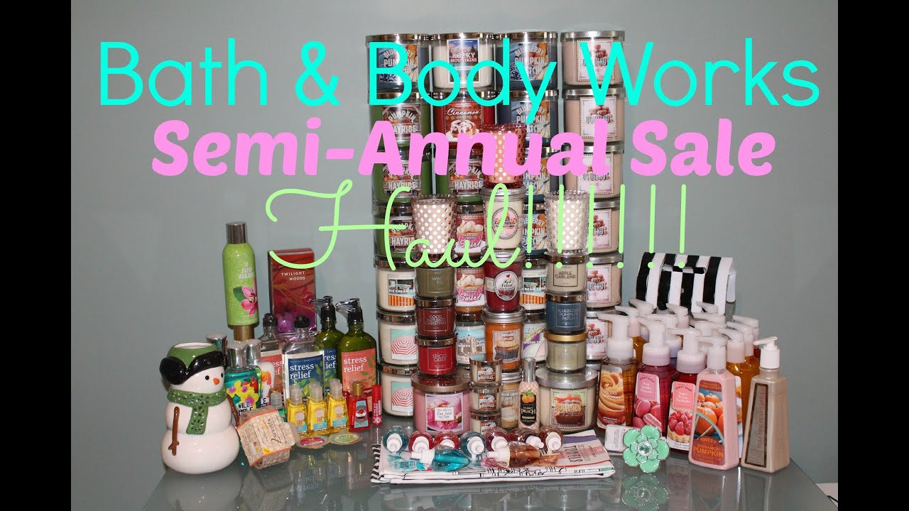 Bath & Body Works Semi-Annual Sale | POPSUGAR Beauty