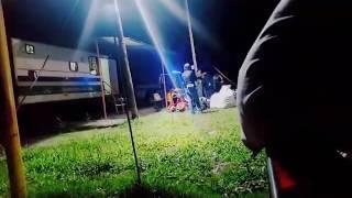 Video: Intenso control de Gendarmería en Pampa Blanca