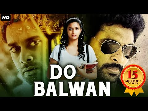 Do Balwaan - New Hindi Dubbed Movie 2018 | South Indian Movi