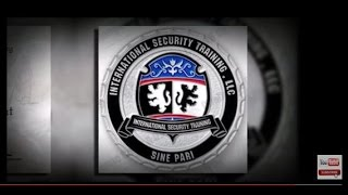 Welcome To International Security Training | Online Courses | Accreditation Services