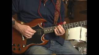 How to Play Turning Japanese by The Vapors on Guitar