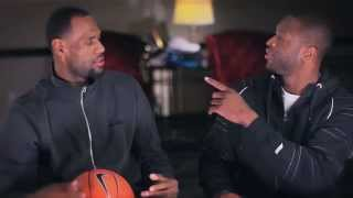 LeBron James & Dwyane Wade ● TWO KINGS ● MIAMI HEAT DUNK MIX