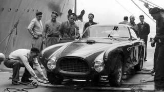 1952 Ferrari 340 Mexico Berlinetta By Vignale Youtube