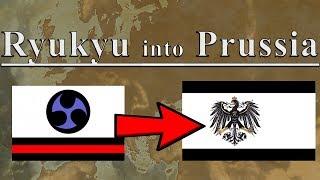 Ryukyu into Prussia! EUIV Challenge Run