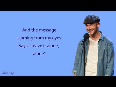 Aleksandar Mileusnic - Seven Nation Army (Lyrics)(Britain's Got Talent)