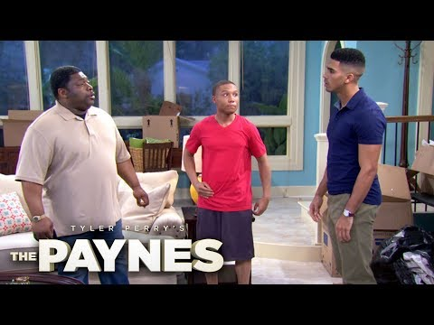 Kendrick Comes Looking for Nyla | Tyler Perry's The Paynes | Oprah Winfrey Network