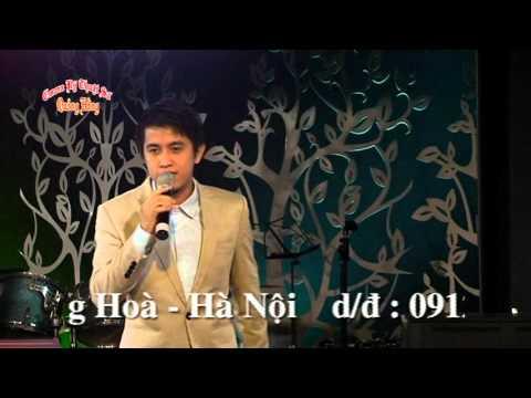 HOA TRINH NỮ - MAI TRẦN LÂM [ LiverShow ] Ban Nhạc Sống