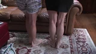 Comparing Feet