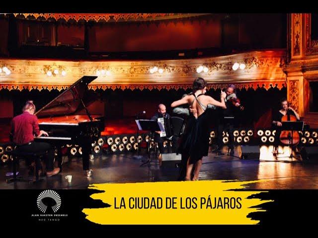 La ciudad de los pájaros/ Alan Haksten Ensemble/ Festival Latino Gbg 2020.