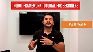Robot Framework Tutorial For Beginners | Robot Framework With Python