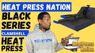 HPN Heat Press (The Best Heat Press for a t-shirt business)