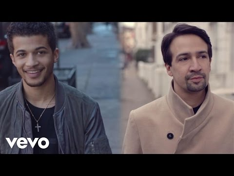 "Jordan Fisher  Youre Welcome From ""Moana""  ft LinManuel Miranda"