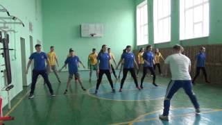 Дитяча легка атлетика урок у 10 класі школа-інтернат