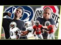 THE WORST FOOTBALL VIDEO GAME PLAYER OF ALL TIME! - NCAA Football 14 Gameplay