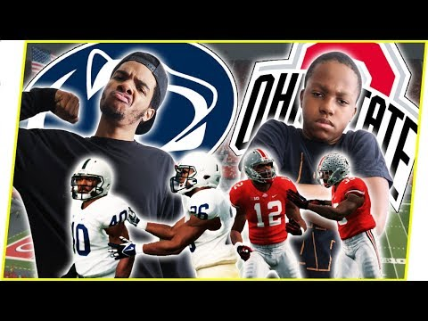 THE WORST FOOTBALL VIDEO GAME PLAYER OF ALL TIME!  NCAA Football 14 Gameplay