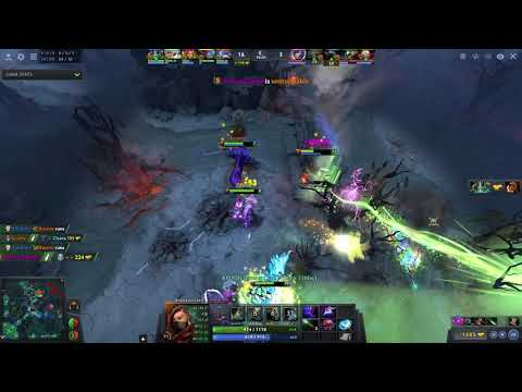 Dota Memories Crescendo.EGM - Windranger highlights - Game 3903868263 - Dota 2