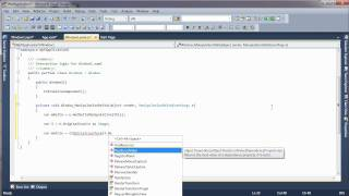 How to do Multitouch with WPF4 in VS2010