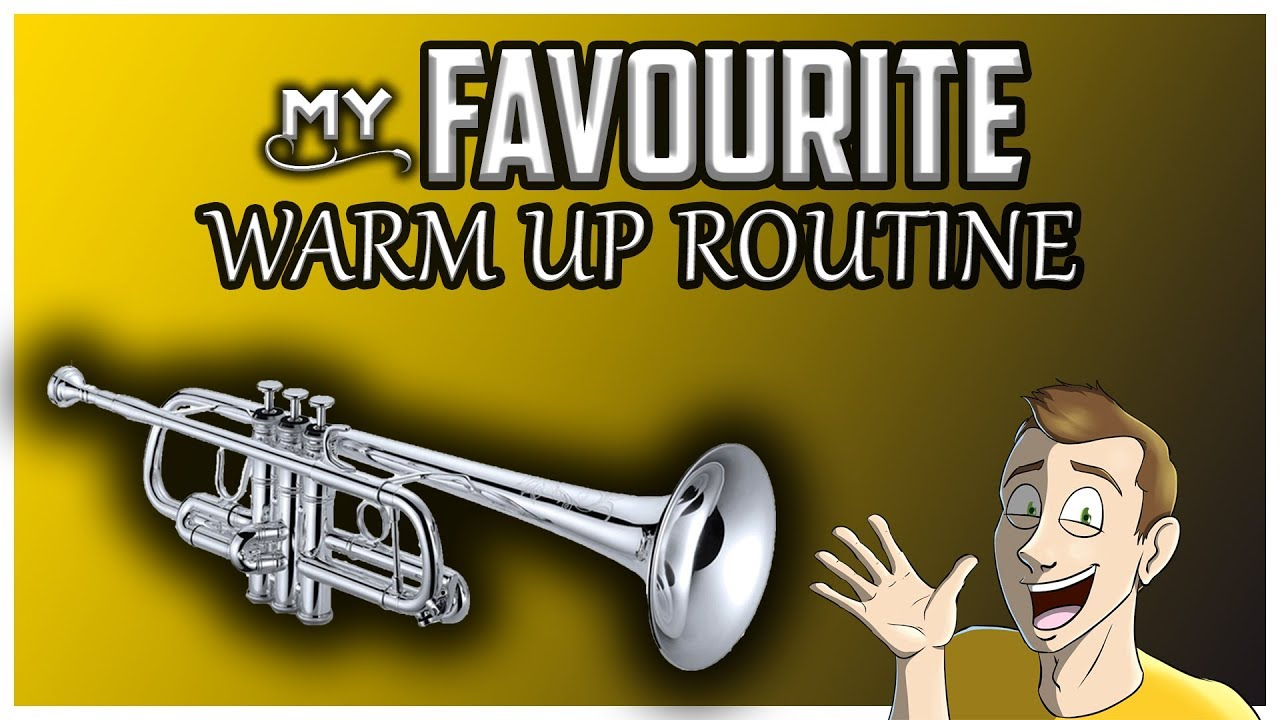The most effective warm-up routine I know (Trumpet warm-up lesson)